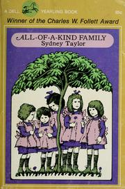 Cover of: All-of-a-Kind Family | Sydney Taylor