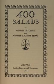 400 salads