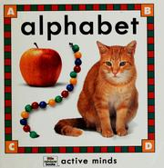 Cover of: Alphabet | George Siede