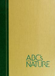 Cover of: ABC's of nature |