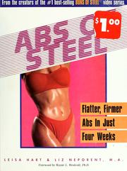 Cover of: Abs of steel | Leisa Hart