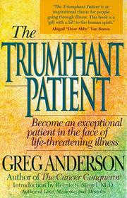 Cover of: The triumphant patient