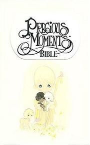 Cover of: Precious Moments Bible - NKJV