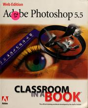 Cover of: Adobe Photoshop version 5.5. |
