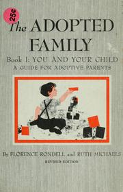 Cover of: The adopted family by Florence Rondell
