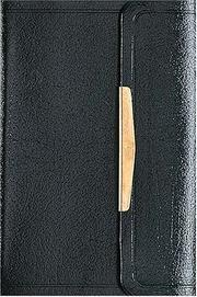 Cover of: The Smallest Bible (NKJV, Black, Snap Flap Closing) (Bible Nkjv) |