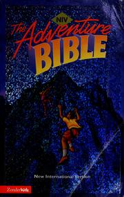 Cover of: The adventure Bible |