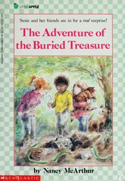 Cover of: The Adventure of the Buried Treasure | Nancy McArthur