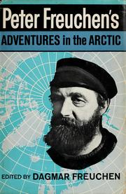 Cover of: Adventures in the Arctic | Peter Freuchen