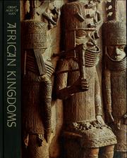 Cover of: African kingdoms