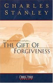 Cover of: Forgiveness | Charles F. Stanley