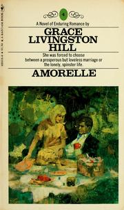 Cover of: Amorelle | Grace Livingston Hill Lutz