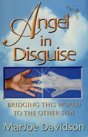 Cover of: Angel in disguise | MarJoe Davidson