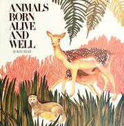 Cover of: Animals born alive and well | Heller, Ruth