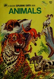 Cover of: Animals | George S. Fichter