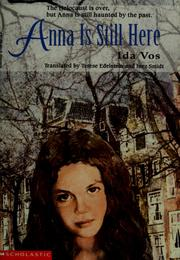 Cover of: Anna is still here | Ida Vos