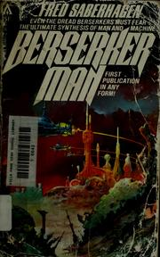Cover of: Berserker Man | Fred Saberhagen