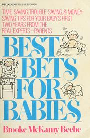 Best bets for babies by Brooke M. Beebe