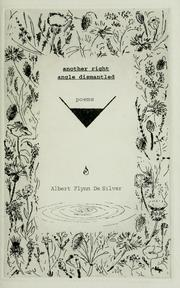 Cover of: Another right angle dismantled | Albert Flynn DeSilver