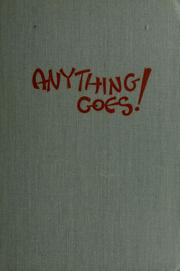 Cover of: Anything goes | Robert E. Smith