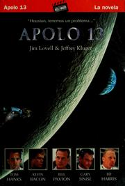 Cover of: Apolo 13 | Jim Lovell