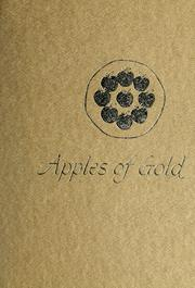 Cover of: Apples of gold | Jo Petty