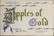 Cover of: Apples of gold | John R. Rice