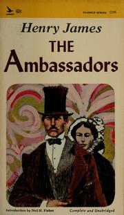 The ambassador by Morris West
