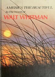 walt whitman words for america