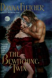 Cover of: The Bewitching Twin | Donna Fletcher
