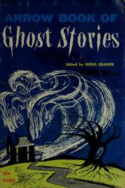 Cover of: Arrow book of ghost stories |