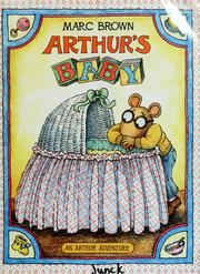 Cover of: Arthur's baby | Marc Tolon Brown
