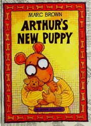 Cover of: Arthur's new puppy | Marc Tolon Brown