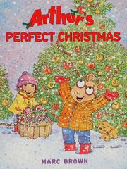 Cover of: Arthur's perfect Christmas | Marc Tolon Brown