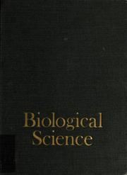 Cover of: Biological science | William T. Keeton