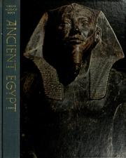 Cover of: Ancient Egypt by Lionel Casson