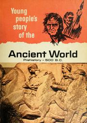 Cover of: The ancient world | V. M. Hillyer