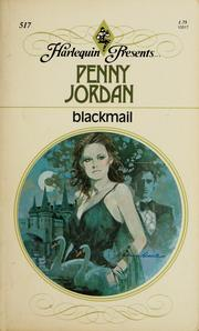 Cover of: Blackmail