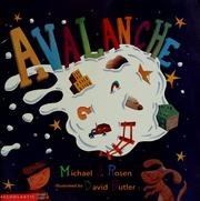 Cover of: Avalanche | Michael J. Rosen