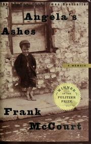 Cover of: Angela's ashes by Frank McCourt
