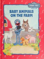 Cover of: Baby animals on the farm | Liza Alexander