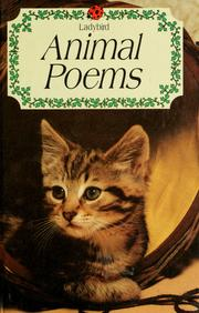 Cover of: Animal Poems | Ladybird Books