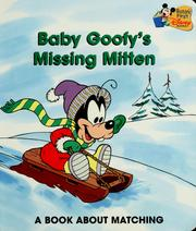 Cover of: Baby Goofy's missing mitten |