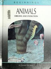 Cover of: Animals | Cristiano Dal Sasso