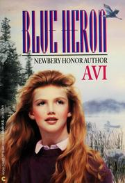 Cover of: Blue heron