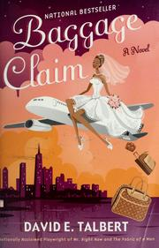 Cover of: Baggage claim | David E. Talbert