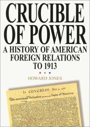 Cover of: Crucible of power