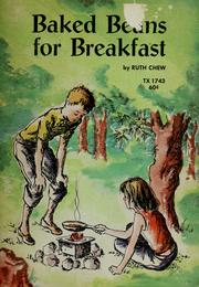 Cover of: Baked beans for breakfast | Ruth Chew