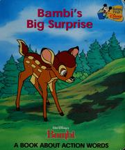 Bambi's big surprise by