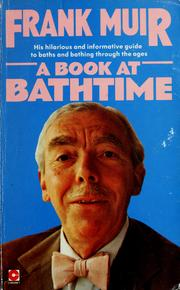 Cover of: A Book at Bathtime | Frank Muir